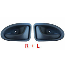 RENAULT MEGANE 1 CLIO SCENIC INTERIOR INTERIAL DOOR HANDLES RIGHT AND LEFT