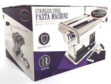 ExcelSteel Stainless Steel Pasta Machine - New