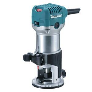 Makita RT0700C robuste Einhandfräse 710 W max. 30.000 U/min
