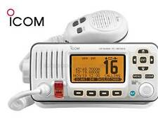 VHF NAUTICO DSC ICOM IC-M323 BARCA BIANCO MARINE TRANSCEIVERS WHITE BOAT