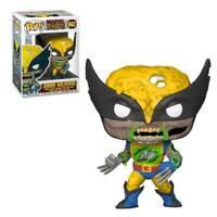 MINT Marvel Zombies Wolverine Funko Pop! Vinyl Figure #662