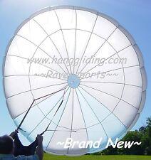 """Reserve Parachute Quantum 440 Paraglider Paragliding 2Pair Risers """"Split Risers"""""""