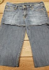 Lucky Brand Jeans Womens Size 6 28 Regular Embroidered Sweet n Low Boot Cut