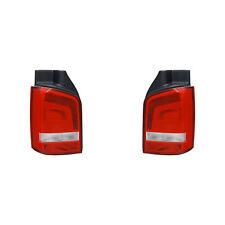 2 FEUX ARRIERE VW T5 HAYON 3/2003 A 5/2016 CONDUCTEUR + PASSAGER LUXURY