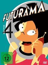 Futurama - Season 4  [4 DVDs] (2013)