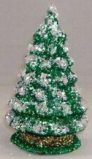 Ino Schaller Paper Mache Small Christmas Tree