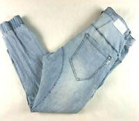 "Nena & Pasadena Light Blue Denim Men's Jeans Actual Size W36"" L31"""
