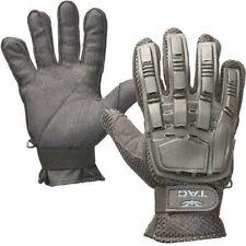 Valken V-Tac Full Finger Plastic Back Gloves - Black - X-Large Xl