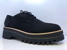 0882d5f81901 New listingPark Lane Wide Fit Womens Black Suedette Shoes Uk Size 6