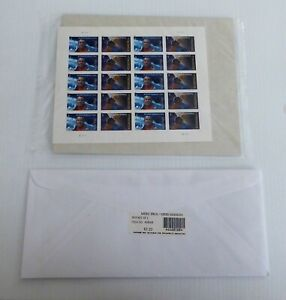 USPS 2011 Space Firsts, Mercury, Messenger, Pane of 20, 2 DCPs, 4527/8, Sealed