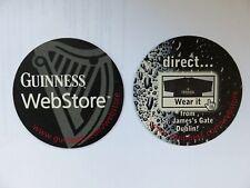 Guinness WebStore t-shirt Beer Mat / Coaster