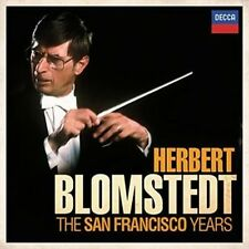 Herbert Blomstedt The San Francisco Years CD Apr 2014 Decca USA