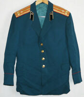 Uniform Jacket Parade Blazer Soviet Russian Army Military Colonel Tunic