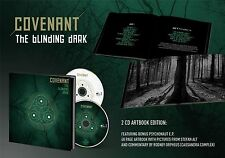 COVENANT The Blinding Dark 2CD+BUCH 2016 LTD.1000