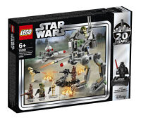 LEGO Star Wars Clone Scout Walker – 20th Anniversary Edition 75261 Building Kit