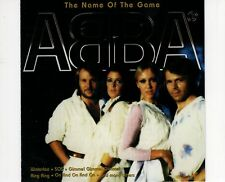 CD ABBA	the name of the game	GERMAN  2002 ex ROTATION  (B0143)