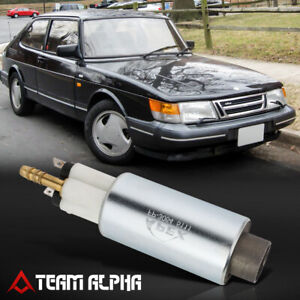 Fits 1988-1998 Saab 900/9000 Electric Gas Tank Fuel Pump E8077 SP1210 30587077