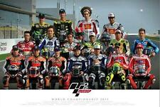 Moto GP : Riders 2011 - Maxi Poster 91.5cm x 61cm new and sealed
