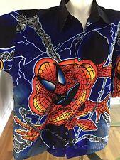 Vintage Spiderman Shirt