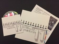 More details for real world notes #11. exclusive fan club magazine & e-cd [peter gabriel]