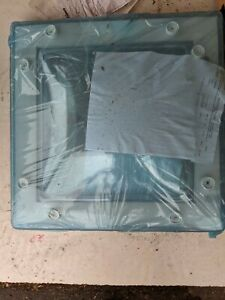 Clearance Clear 450MM X 450MM Double Skin Dome Roof Light Dome Only
