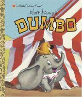 Dumbo (Little Golden Book) by RH Disney
