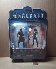 Warcraft Lothar vs Garona Mini Figure 2-pack (E-4)