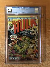 Incredible Hulk #180 (1974) CGC 6.5 1st Wolverine App. (Cameo)