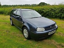 VOLKSWAGEN GOLF 1.9 TDI 130 S 6 SPEED MANUAL DIESEL ESTATE, FULL SERVICE HISTORY