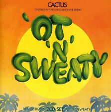 Cactus - Restrictions / Ot N Sweaty [New CD] UK - Import