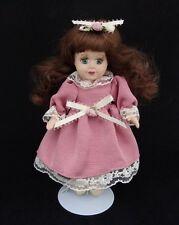 15119 Brass Key Victorian Garden Collection Porcelain  Doll –Melissa Jane