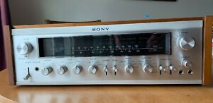 Sony STR-7065 Stereo Receiver one channel out