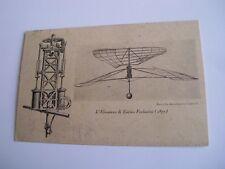 Trasporti aerei - l'elicottero di Enrico Forlanini 1877 - spedita f. p. 1940