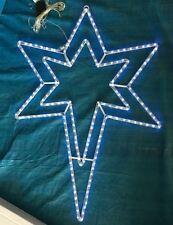 100cm Bethlehem Star 11mm LED Rope Light with 36 bulbs per Metre 31V