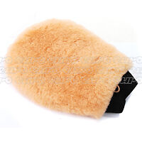 Meguiars Lambs Wool Wash Mitt A7301 Reduces Risk Of Scratches Sponge Bug Remover