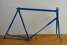 RUSSIAN steel track Frame Rekord 58 cm made in SOVIET UNION