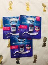 (10) Dentek Temparin Max Temporary Dental repair