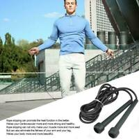 Fitness Skipping Rope Adjustable Boxing Exercise Speed Training Lose Rope I7L8