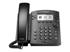 Polycom Vvx300 VoIP 6 Line Business Media Phone Poe VVX 300