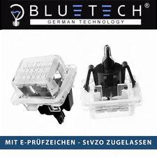 BLUETECH® LED Kennzeichenbeleuchtung für Mercedes Benz C-Klasse W204 C204 S204