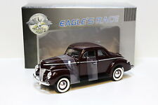 1:18 Eagle´s Race Ford 1940 Deluxe Coupe dark red NEW bei PREMIUM-MODELCARS