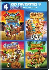 4 Kid Favorites: Scooby-Doo! Movie Collection [New DVD] Boxed Set