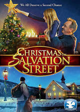 CHRISTMAS ON SALVATION STREET ---LIKE NEW DVD---