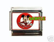 Mickey Mouse Club #1 Custom Italian Charm Disney cute!