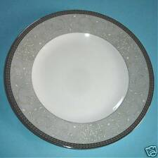 """Wedgwood Celestial Platinum Salad Plate 8"""" Made in England New"""