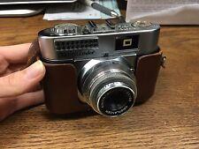 Vintage Voigtlander Vito BL * 135 Film * 50mm f3.5 lenses * 1956-1960