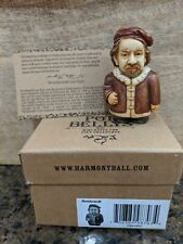 Harmony Kingdom Ball Historical Pot Belly Rembrandt With Box and Card