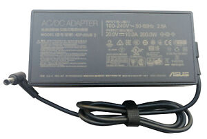 Original 200W 20V 10A AC Adapter Charger For ASUS ROG ZEPHYRUS G15 GA503QMHQ121R