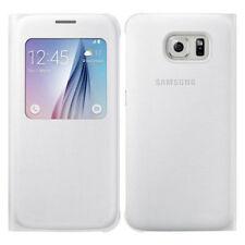 Étuis, housses et coques blancs métalliques Samsung pour téléphone mobile et assistant personnel (PDA)