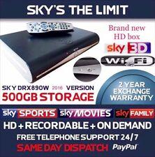 Sky DRX890 500GB Satellite Set-Top Box